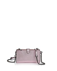 Rebecca Minkoff - Leather Chain Wallet