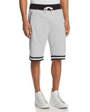 PACIFIC & PARK TERRY BASKETBALL SHORTS - 100% EXCLUSIVE