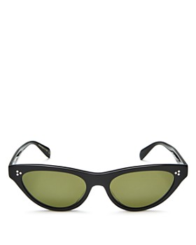 Oliver Peoples - Zasia Cat Eye Sunglasses, 53mm