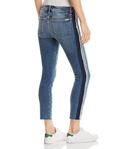 Joe's Jeans - Icon Cropped Tapered Jeans in Madera