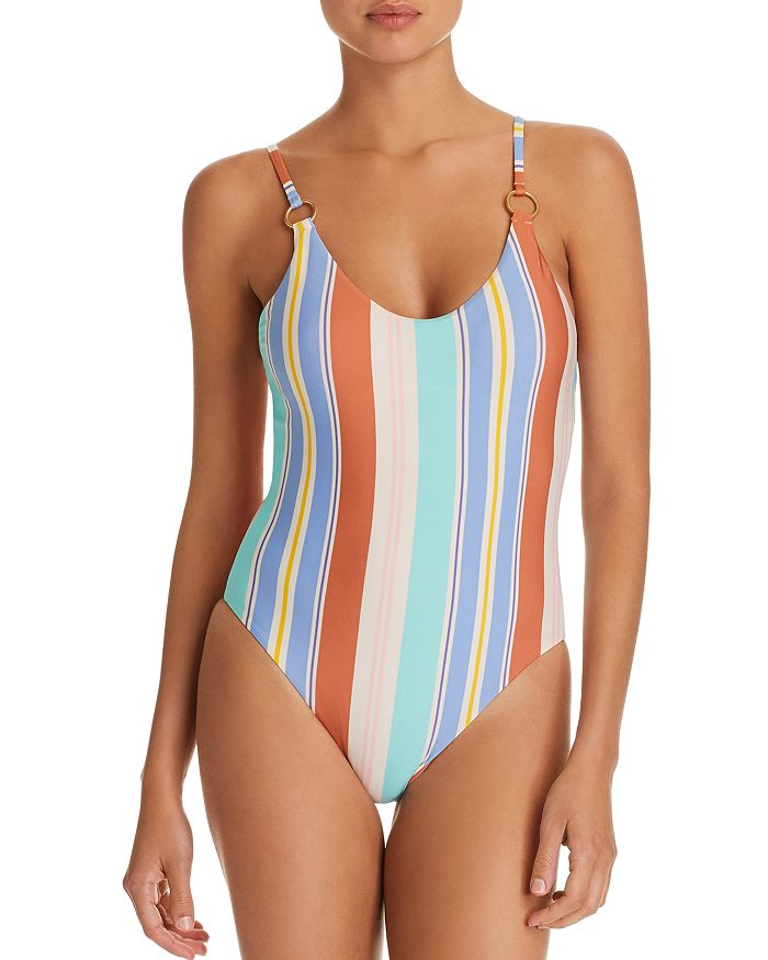 6ebdbd7123 Dolce Vita Ring One Piece Swimsuit   Bloomingdale's