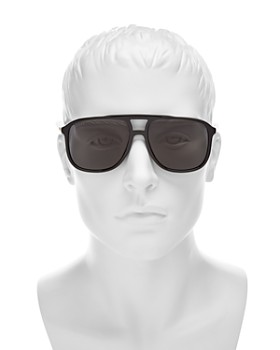 c2d53666da ... 58mm Gucci - Men s Brow Bar Aviator Sunglasses