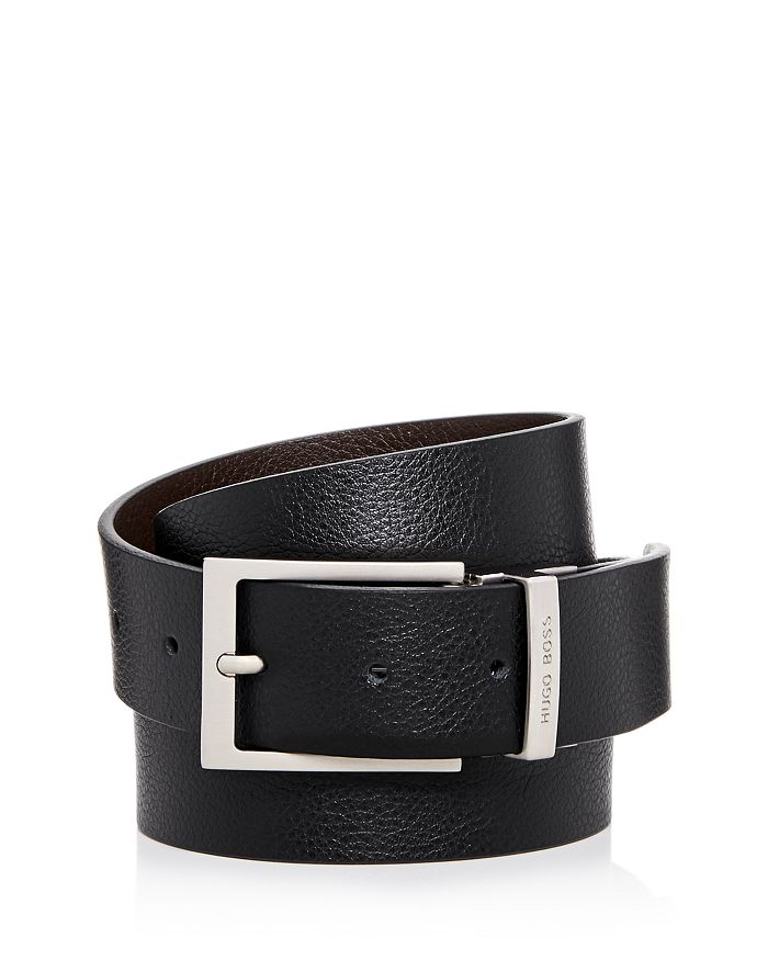 38639ee085f BOSS Hugo Boss Men's Reming Reversible Leather Belt | Bloomingdale's