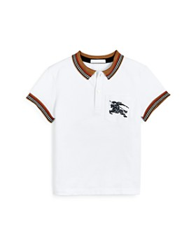 Burberry - Boys' Noel Polo Shirt - Little Kid, Big Kid