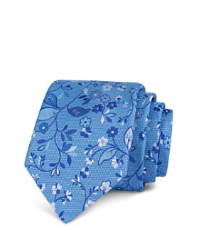 Ted Baker - Small Flower Vine Classic Tie
