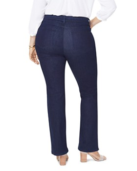 NYDJ Plus - Barbara Bootcut Jeans in Rinse