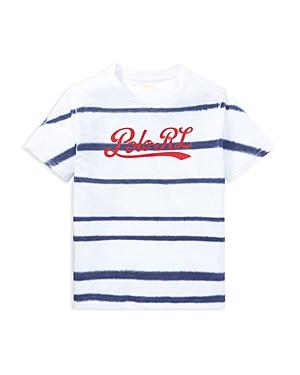 Polo Ralph Lauren Boys TieDye Logo Tee  Big Kid