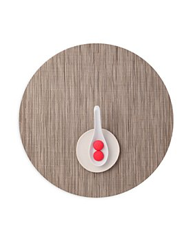 Chilewich - Bamboo Round Placemat