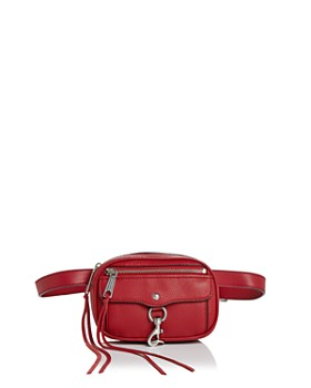 Rebecca Minkoff - Blythe Convertible Leather Belt Bag