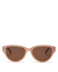 Quay - Women's Rizzo Cat Eye Sunglasses, 49mm