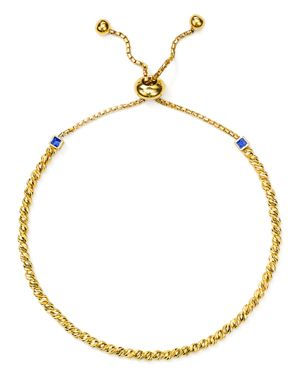 OFFICINA BERNARDI SLASH BEAD SLIDER BRACELET