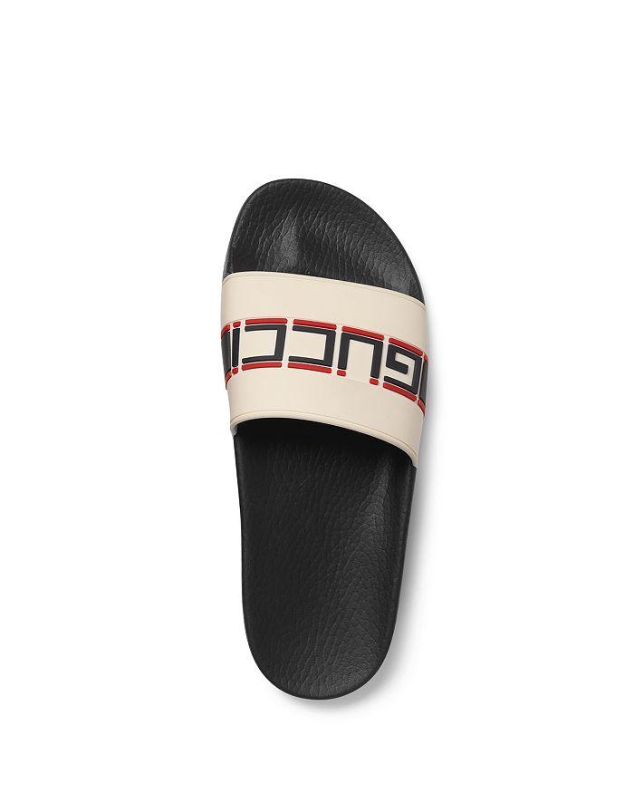 844a63d490852 Gucci - Women s Pursuit Stripe Slide Sandals