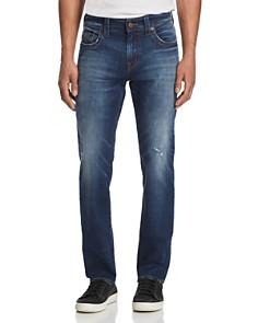 True Religion - Geno Slim Straight Jeans in Suspect