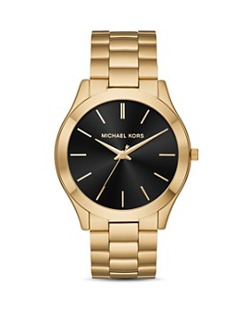 Michael Kors - Slim Runway Watch, 44mm x 49mm