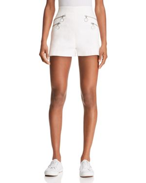 C/MEO COLLECTIVE ELATION ZIP SHORTS