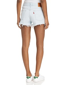Levi's - 501 Distressed Denim Shorts in Better Love