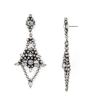 cb21b14b9d78f Dannijo Lazarus Drop Earrings | Bloomingdale's