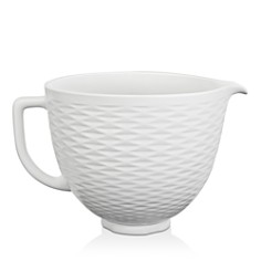 KitchenAid 5-Quart Textured Ceramic Bowl #KSM2CB5TLW - Bloomingdale's_0
