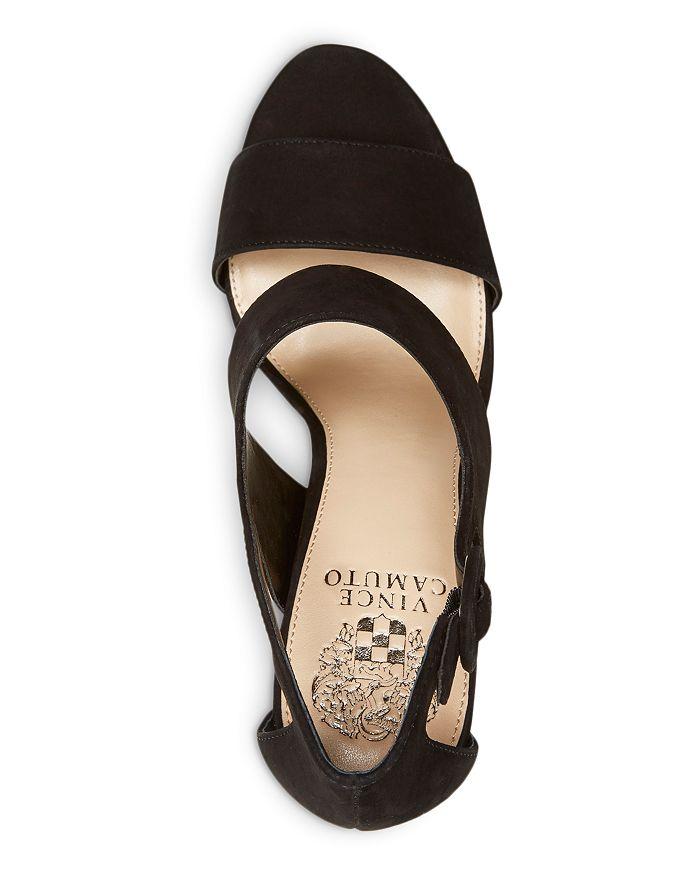f63bc28bf07d VINCE CAMUTO - Women s Jayvid Suede Platform Sandals