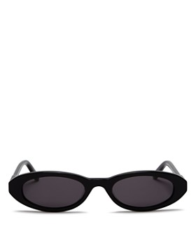 Chimi - Joel Ighe Oval Sunglasses, 50mm