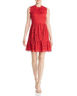kate spade new york Poppy Field Lace Dress