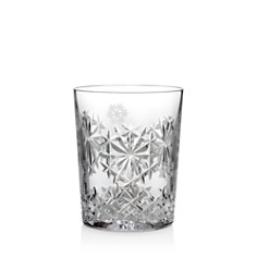 Waterford Snowflake Wishes Happiness Double Old Fashioned Glass - Bloomingdale's_0