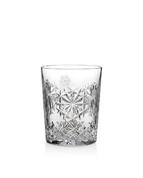 Waterford - Snowflake Wishes Happiness Double Old Fashioned Glass