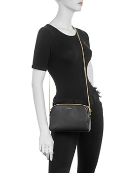 Furla - Capriccio Extra Large Leather Crossbody