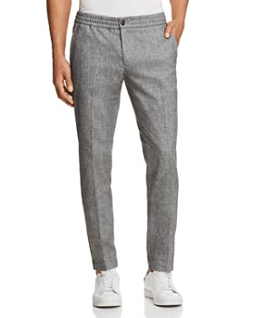 Tommy Hilfiger - Tweed Regular Fit Pants