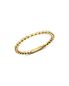 Moon & Meadow - Beaded Ring in 14K Yellow Gold - 100% Exclusive