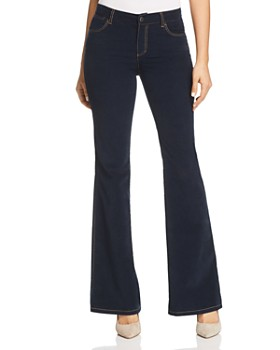 Lafayette 148 New York - Mercer Flared Jeans in Ink