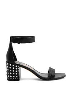 Dolce Vita - Women's Dora Studded Block Heel Sandals