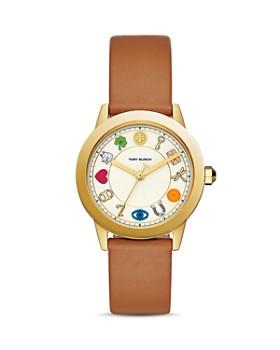 Tory Burch - Gigi Charm-Inspired Dial Watch, 36mm