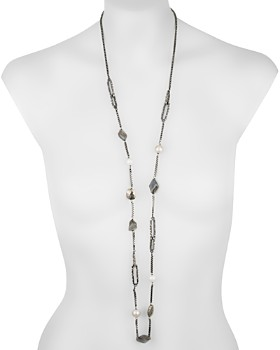 Alexis Bittar - Station Necklace, 42""