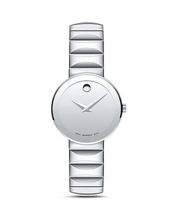 Movado - Sapphire Watch, 28mm
