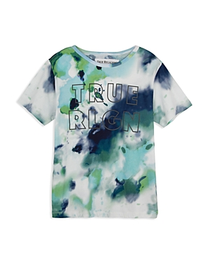 True Religion Boys Static WatercolorPrint Tee  Little Kid Big Kid