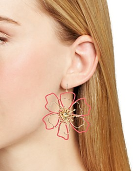 BAUBLEBAR - Tierra Flower Drop Earrings