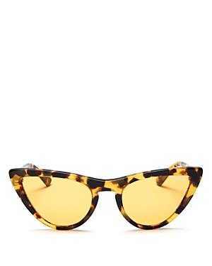 Vogue Eyewear Gigi Hadid for Vogue Extreme Cat Eye Sunglasses, 54mm