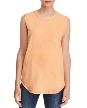 Inside Out Tank, Creamsicle