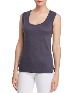 Project Social T All About Me Linen Tank
