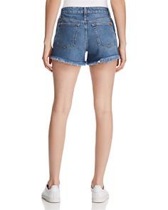 Joe's Jeans - High Rise Denim Boyfriend Shorts in Teresa