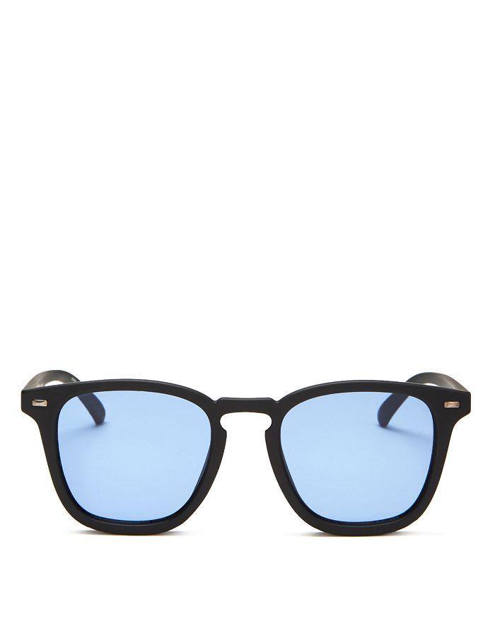 Le Specs - No Biggie Modern Rectangle Sunglasses, 49mm - 100% Exclusive