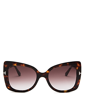 Tom Ford Women's Gianna Square Sunglasses, 54mm
