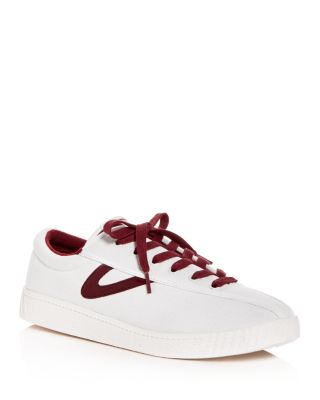 Women's Nylite Plus Low Top Sneakers by Tretorn