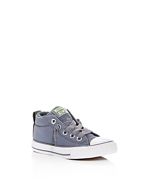 Converse Boys Chuck Taylor All Star Street Cool Mid Top Sneakers  Toddler Little Kid Big Kid
