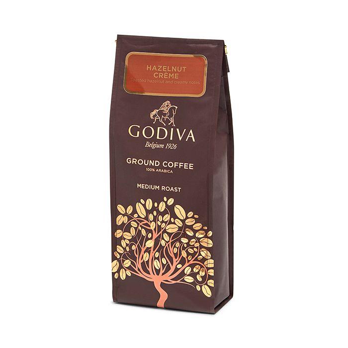Godiva® - Hazelnut Crème 100% Arabica Ground Coffee