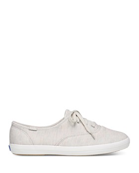 Keds - Women's Champion Jersey Lace Up Sneakers
