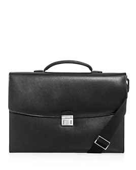 Montblanc - Sartorial Single Gusset Leather Briefcase