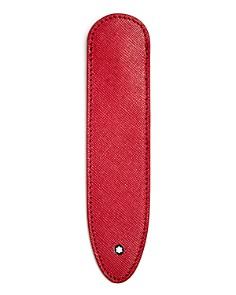 Montblanc Sartorial Embossed Leather Pen Sleeve - Bloomingdale's_0