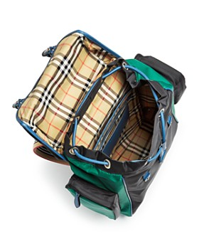 Burberry - Color-Block Backpack